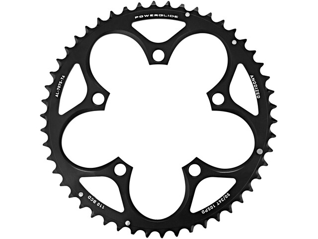 SRAM Road - Platos - 10 vel 110mm negro